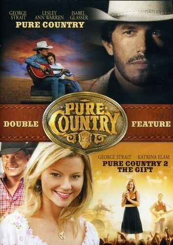 Pure Country/Pure Country 2: The Gift [2 Discs] DVD Region 1