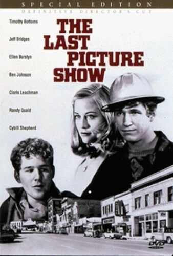 The Last Picture Show [New DVD] Special Edition Widescreen