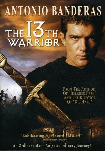 The 13th Warrior New DVD Ac 3 Dolby Digital Widescreen