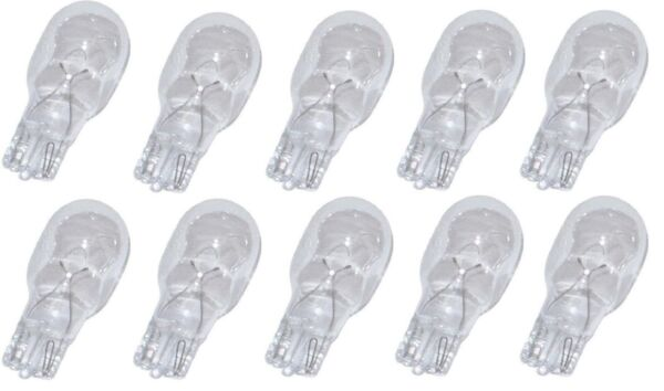 Bulbs for Malibu Lights Replacement Parts 11 Watt Wedge Bulb 10 Pack New