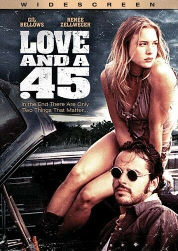 Love and a .45 New DVD Dolby Subtitled Widescreen $10.81