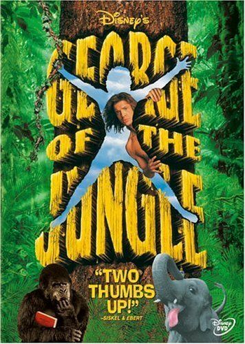 George of the Jungle New DVD