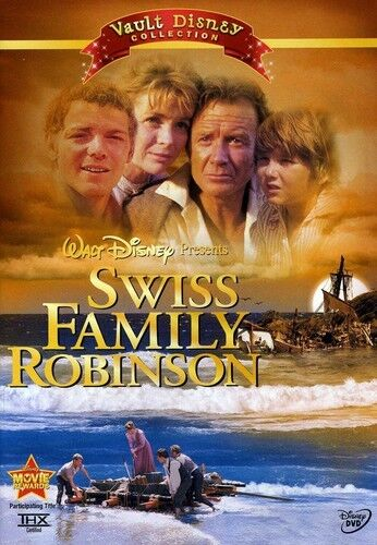 Swiss Family Robinson New DVD