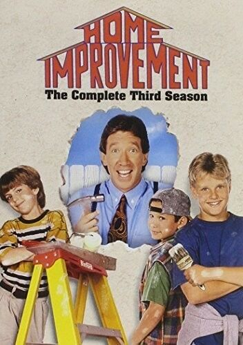 Home Improvement: Season 3 DVD