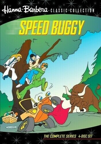 Speed Buggy: The Complete Series New DVD