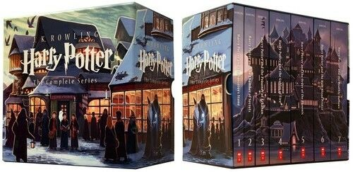 Special Edition Harry Potter Paperback Box Set JK Rowling 2013, Book