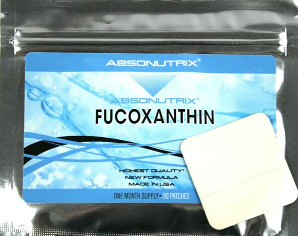 Fucoxanthin + Hoodia Weight Loss Diet Patch Slim Trim WeightLoss by Absonutrix