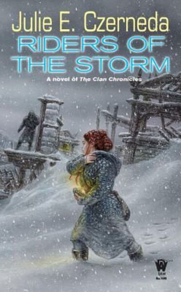 Riders of the Storm by Julie E. Czerneda (English) Mass Market Paperback Book Fr