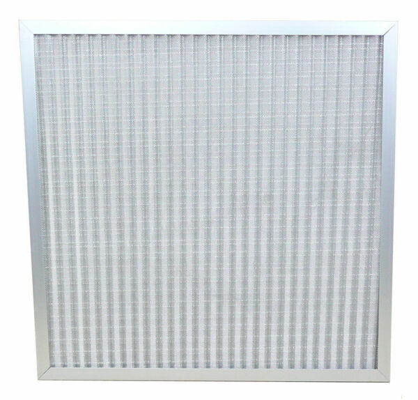 HOME FURNACE AC METAL AIR FILTER WASHABLE PERMANENT REUSABLE FOREVER ALLERGY