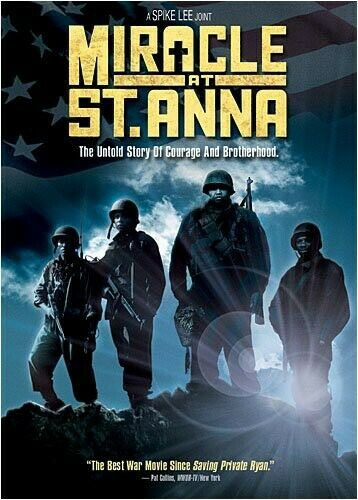 Miracle at St. Anna New DVD Ac 3 Dolby Digital Dolby Dubbed Wides