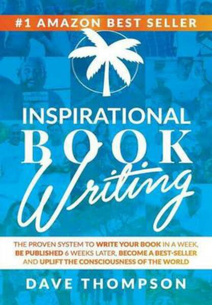 Inspirational Book Writing (Hardcover) by Dave Thompson (English) Hardcover Book
