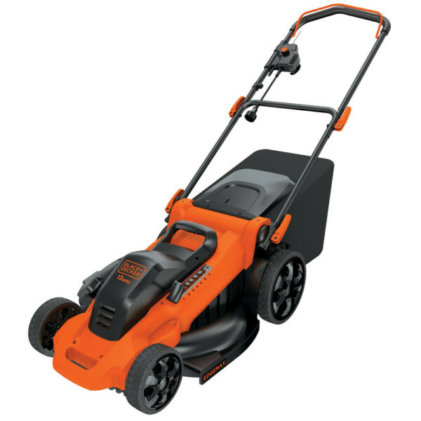 Black & Decker MM2000 13 Amp 20 in. Corded 3-in-1 Electric Lawn Mower New