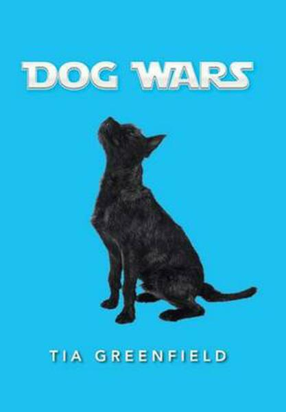 Dog Wars by Tia Greenfield English Hardcover Book Free Shipping $38.56