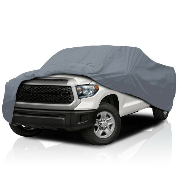 [CSC] 4 Layer Pickup Truck Full Car Cover For Nissan Frontier [1997-2018]
