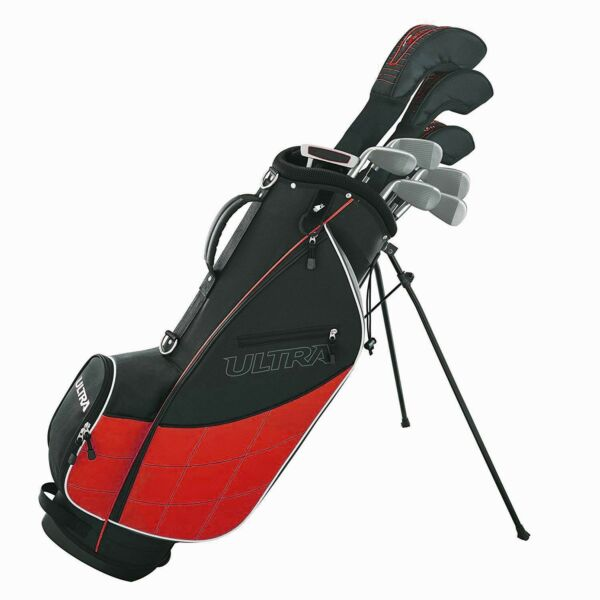 Wilson Ultra Men's Complete 13 Piece Right Handed Golf Club Set