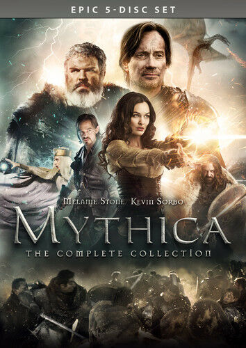 Mythica: The Complete Collection DVD
