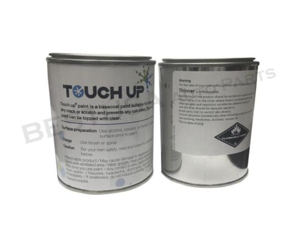 1 Pint Auto Paint Ready To Use Multiple Colors For TOYOTA