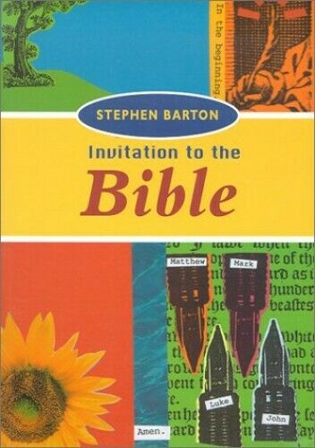 Invitation to the Bible by Barton Stephen Paperback Book The Fast Free Shipping