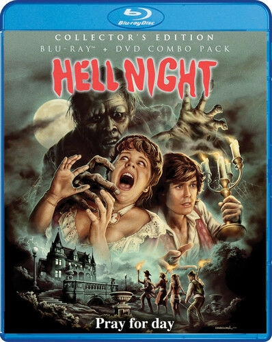 Hell Night [New Blu-ray] Collector's Ed Subtitled Widescreen