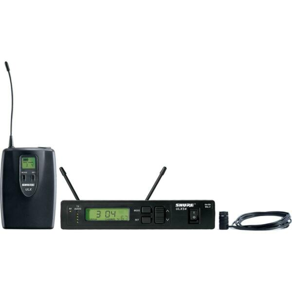 Shure ULX Professional Series ULXS1485 Wireless Lavalier Microphone System
