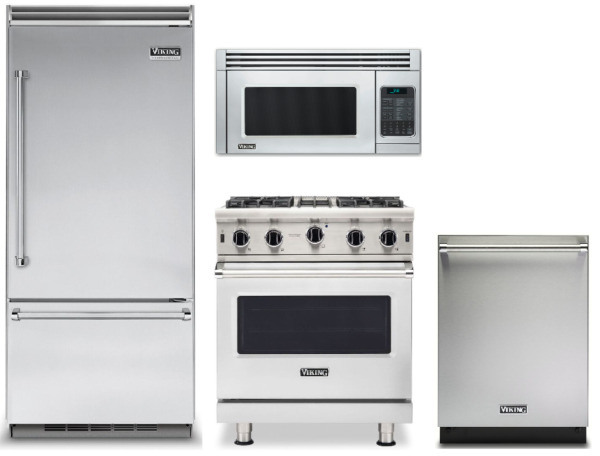 Viking Stainless Kitchen Package- 36