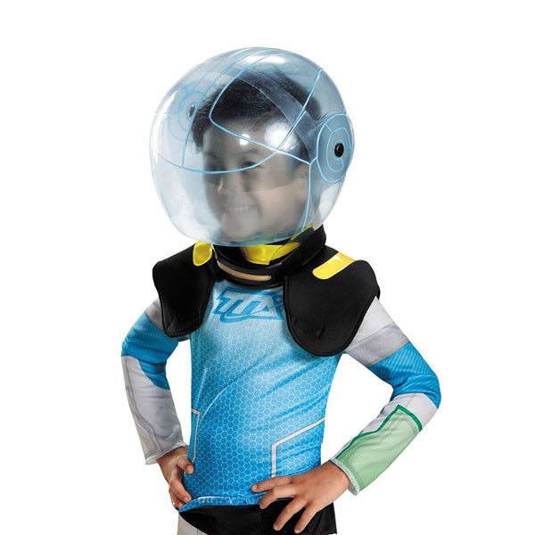 Miles from Tomorrowland Deluxe Child Costume Space Helmet Disguise 86584