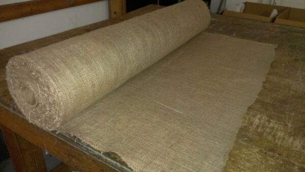 Burlap 40quot; Wide ** Sold per yd.** 10 oz. Upholstery Grade