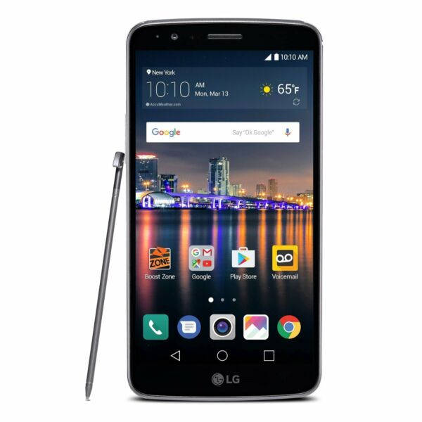 Boost Mobile LG Stylo 3 Cell Phone Smartphone 5.7