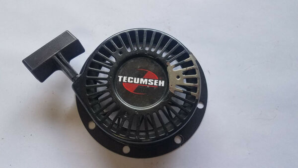 Tecumseh Recoil Starter FITS SNOWBLOWER SNOW BLOWER 8-10HP GENERATOR SCRATCHED