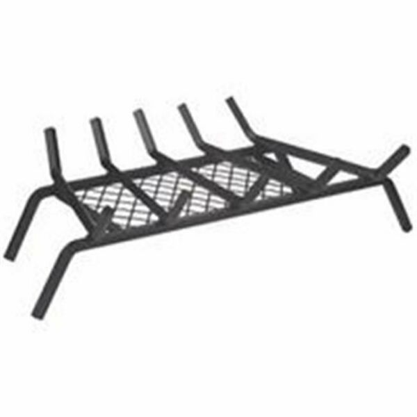 Homebasix Grate Fireplace WRetaner 23In LTFG-W23