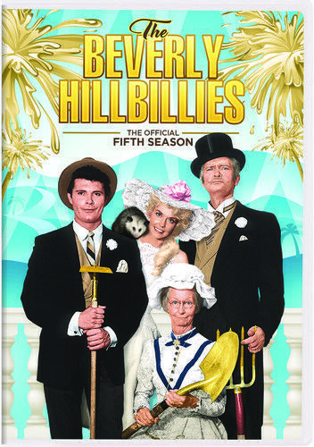 The Beverly Hillbillies: The Official Fifth Season [New DVD] Boxed Set Full F