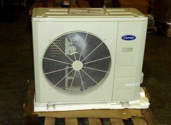 Carrier Heat Pump 38MAQB24R 3 1Ph 1 Phase 208 230V 208 230 Volts R410a Coolant $800.11
