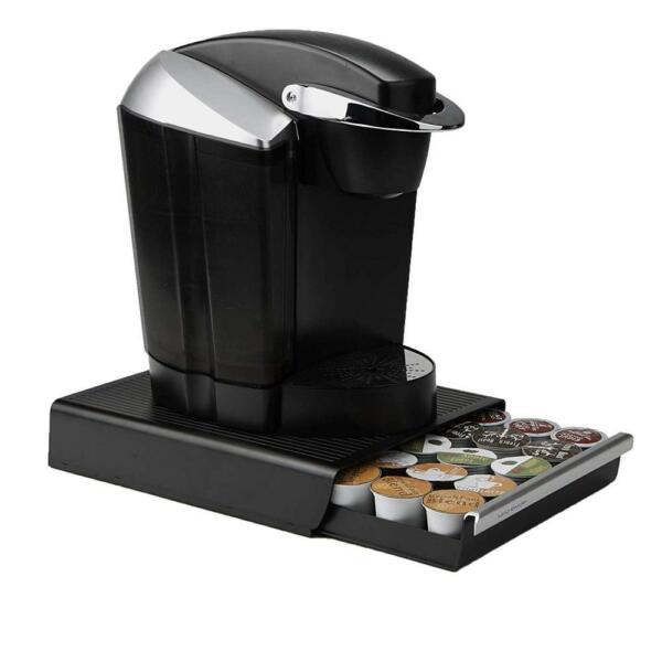 Mind Reader Coffee Pod Storage Drawer for K-Cups Verismo Dolce Gusto...