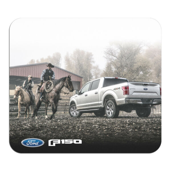 Ford F-150 Graphic PC Mouse Pad - Custom Designed for Gaming and Office