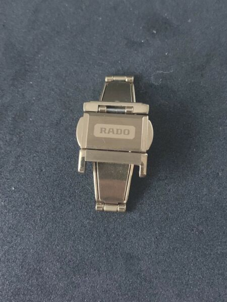 14 mm Gold Plated Rado Folding Buckle NOS 04164