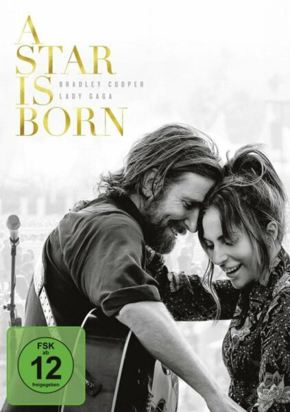 A Star Is Born - (Lady Gaga) # DVD-NEU