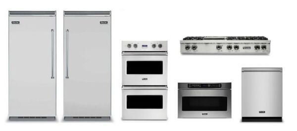 Viking Value Luxury Pro Kitchen Packge: 6 Brand New Pieces HUGE Rebate