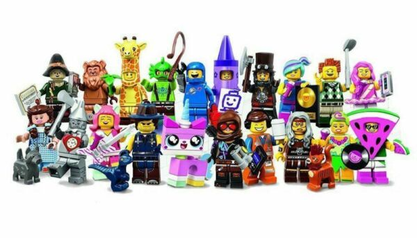 LEGO Minifigures Series Movie 2  Wizard of Oz 71023 - YOU PICK NEW $3.79
