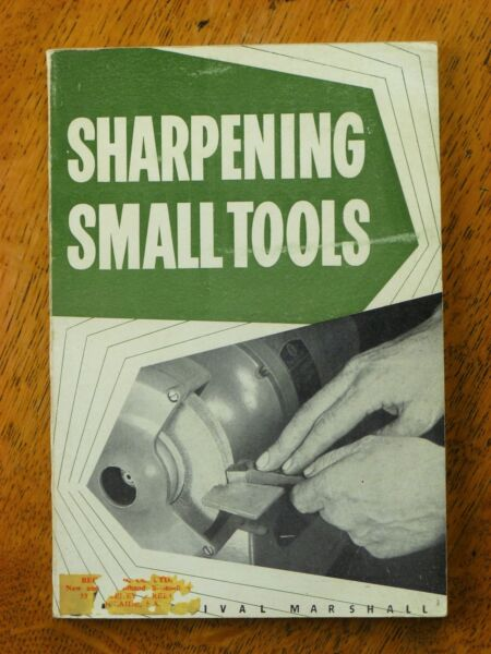Sharpening Small Tools and Some Domestic Appliances by Duplux Paperback 1963