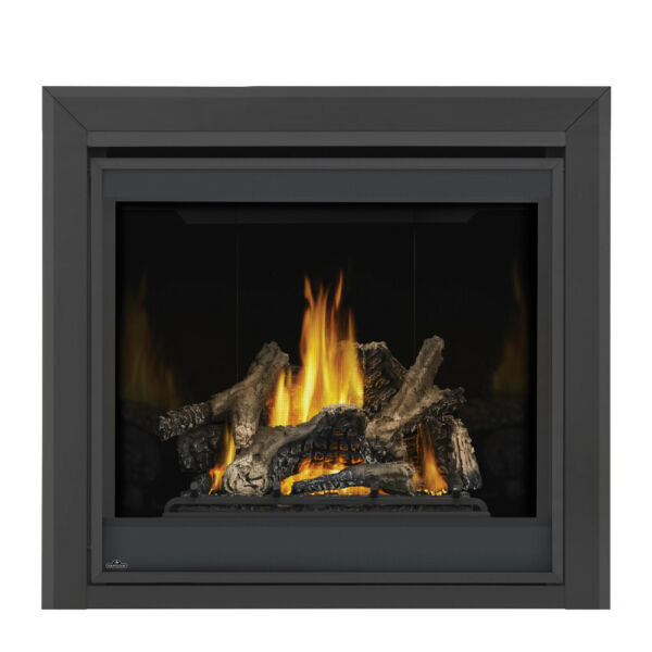 NAPOLEON GX70PTE DIRECT VENT FIREPLACE WITH PORCELAIN LINER PROPANE
