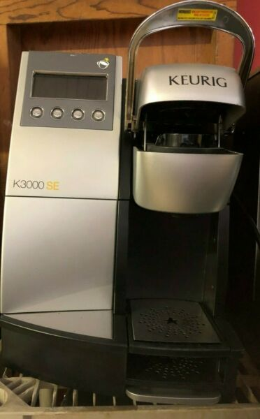 Keurig K3000SE K Cup Single Serve Commercial Coffee Maker System