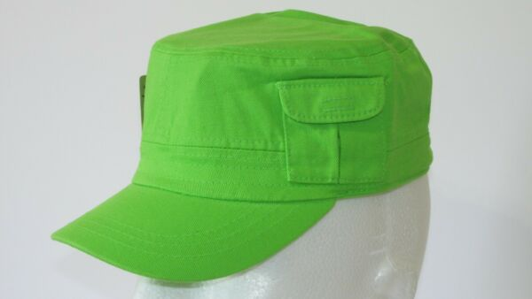 CADET Cap Military Castro Many Colors  REGISTER  F