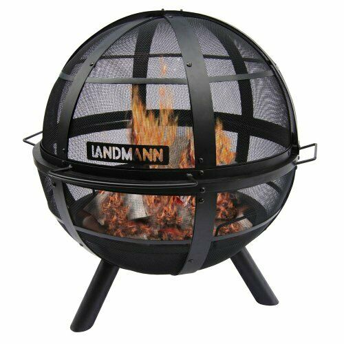 Landmann 28925ob 28925 Ball Of Fire Outdoor Fireplace [open Box]