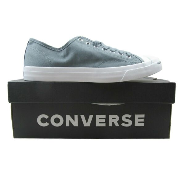 Converse JP Jack Purcell OX Low Shoes Cool Grey 161635C Mens Multi Size