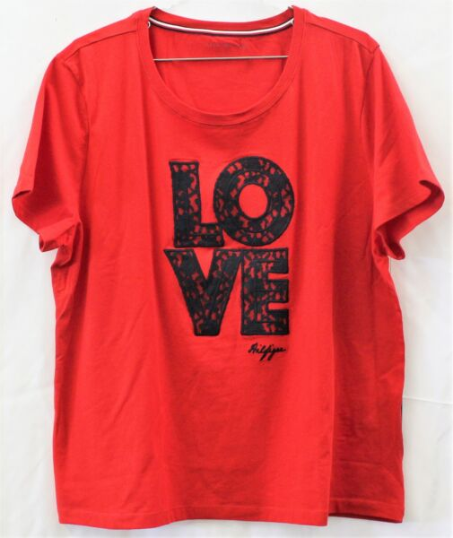 Tommy Hilfiger Young American Casual Scarlet XXL $20.00