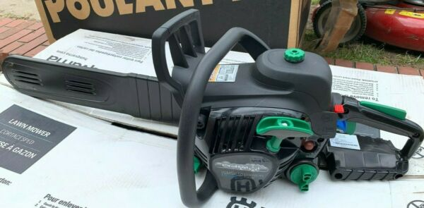 Jonsered Chainsaw CS2238 Powerful 38cc Engine AWESOME POWER TO WEIGHT RATIO
