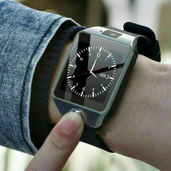 New Blue tooth Smart Watch amp; Phone with Camera For i Phone Samsung LG HTC Huawei $17.95