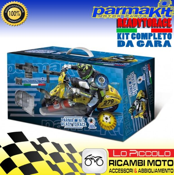 Set Ready to Race Parmakit Complete Track Ø60 Piaggio Ape 50 2T