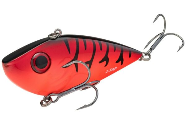 Strike King REYESDTT34-421 Orange Craw Red Eye Shad Tungsten 2 Tap Crankbait