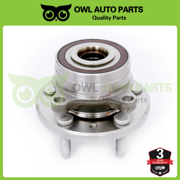 Front or Rear Wheel Hub & Bearing for 2011 2012 2013-2016 Ford Explorer 512460